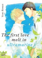 Manga - Manhwa - The first love melt in ultramarine