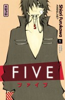 Manga - Manhwa -Five Vol.1