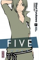 manga - Five Vol.7