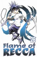 manga - Flame of Recca Vol.26