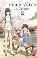 Mangas - Flying Witch Vol.2