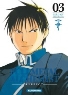 Manga - Manhwa - FullMetal Alchemist - Edition Perfect Vol.3