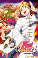 Manga - Manhwa -Food wars Vol.15