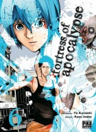 manga - Fortress of apocalypse Vol.6