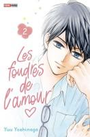 Foudres de l'amour (les) Vol.2