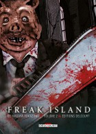 Manga - Manhwa - Freak Island Vol.2