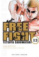 Free fight - New Tough Vol.13