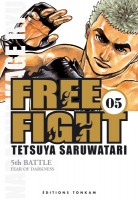 Free fight - New Tough Vol.5