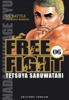 Manga - Manhwa - Free fight - New Tough Vol.6
