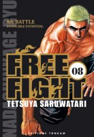Free fight - New Tough Vol.8