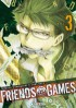 Manga - Manhwa - Friends Games Vol.3