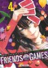 Manga - Manhwa - Friends Games Vol.4