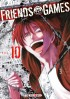 Manga - Manhwa - Friends Games Vol.10