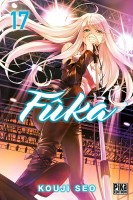 Manga - Manhwa -Fûka Vol.17
