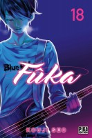 Manga - Manhwa - Fûka Vol.18