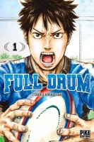 manga - Full Drum Vol.1