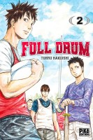 manga - Full Drum Vol.2
