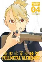 Manga - Manhwa - Fullmetal Alchemist - FullMetal Edition us Vol.4