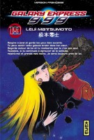 manga - Galaxy express 999 Vol.19