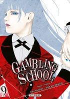 Manga - Manhwa - Gambling School Vol.9