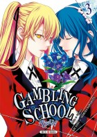 Manga - Manhwa - Gambling School - Twin Vol.3