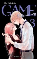 Manga - Manhwa - Game - Entre nos corps Vol.3