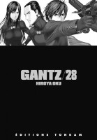 Manga - Manhwa - Gantz Vol.28