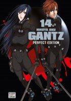 Manga - Manhwa - Gantz - Perfect Edition Vol.14