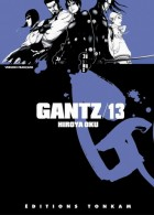 Manga - Manhwa - Gantz Vol.13