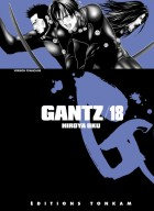 Manga - Manhwa - Gantz Vol.18