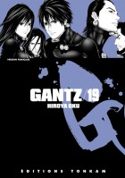 Manga - Manhwa - Gantz Vol.19