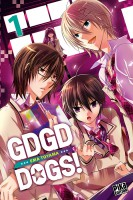manga - GDGD Dogs Vol.1