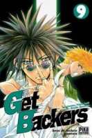 Manga - Manhwa -Get Backers Vol.9