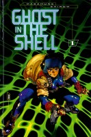 manga - Ghost in the shell Vol.1