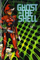 manga - Ghost in the shell Vol.2