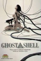 Ghost in the shell Anime comics