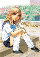 Manga - Manhwa - Girlfriend Vol.1