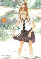 manga - Girlfriend Vol.4