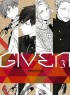 Manga - Manhwa - Given Vol.3
