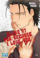 Manga - Manhwa -Glare at you, Because i love you ! Vol.1