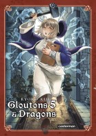 Manga - Manhwa - Gloutons et Dragons Vol.5