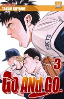 manga - Go And Go Vol.3