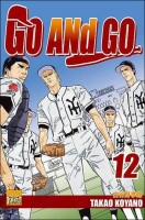 manga - Go And Go Vol.12