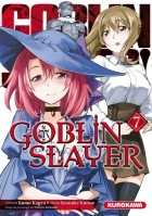 manga - Goblin Slayer Vol.7