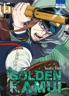Golden Kamui Vol.15