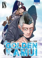 Golden Kamui Vol.18