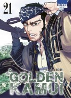 Manga - Manhwa -Golden Kamui Vol.21
