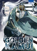 Manga - Manhwa - Golden Kamui Vol.3