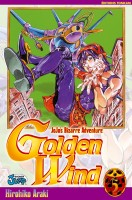 Manga - Manhwa - Jojo's bizarre adventure - Golden Wind Vol.5