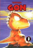 manga - Gon - 1re édition Vol.3
